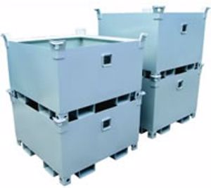 Picture of Stackable Crane Storage Bin 1.2m3 2000kg