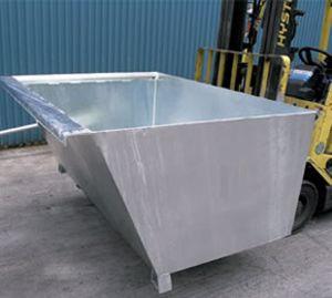 Picture of Forklift Self Dumping Bin 0.7m3 1000kg