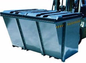 Picture of Large Bulk Forklift Tipping Bin 3.0m2