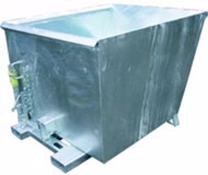 Picture of Heavy Duty Tip Up Bins 1.00m2