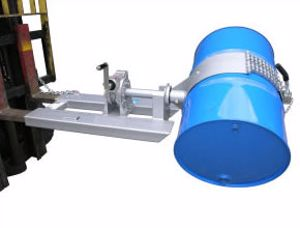 Picture of Sideway Drum Rotator with Chain Rotation