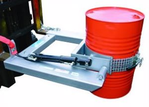 Picture of Heavy Duty Hydraulic Drum Rotator