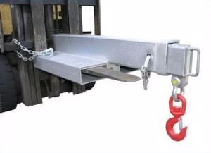 Picture of Fixed Jib Short Jib Attachment with 4500Kg SWL