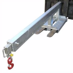 Picture of Fixed Jib Long Jib Attachment with 2500Kg SWL