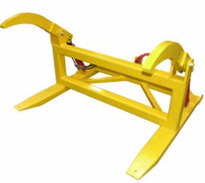 Picture of Forklift Grab Attachment with 1300mm Load Centre