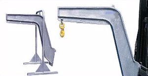 Picture of Heavy Duty Carriage Mount Jib Attachment Class 4