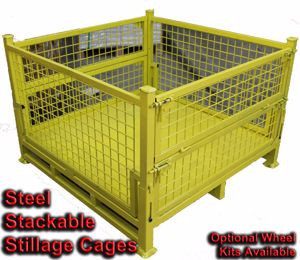 Picture of Stillage Cage Budget Bulk Purchase