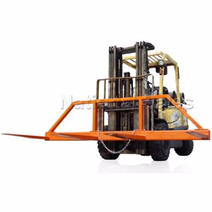 Picture of Budget Forklift Spreader Bar With Loadguard 3000mm