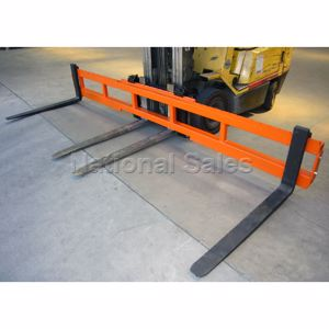 Picture of Forklift Spreader Bar with Adjustable Tynes 3640mm