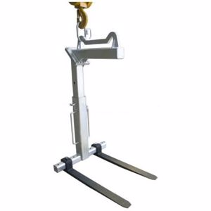 Picture of Pallet Hook 2000kg for Lifting Pallets using Crane