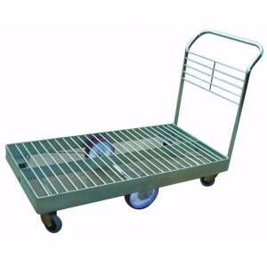 Picture of Single Deck Steel Wire Trolley 1200mm x 500mm