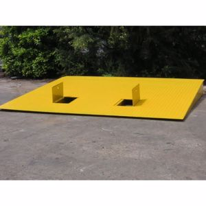 Picture of Container Ramp 8 Tonne Budget