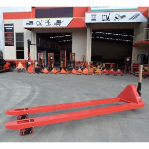 Picture of Extra Long Pallet Jack 1400mm - Sydney Stock