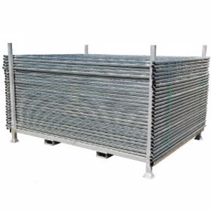 Picture of Temporary Fencing Stillage Cage