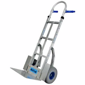 Picture of Aluminium Trolley 1310mm Pistol Grip Handle Height