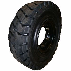 Picture of Forklift Rim and Solid Tyre 700 x 12 Toyota