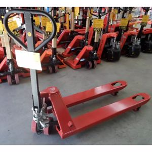 Picture of Narrow with Hand Brake 2.5 Ton Pallet Jack
