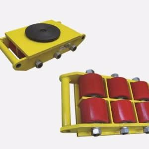 Picture of 6 Tonne Load Skate with Rubber Surface
