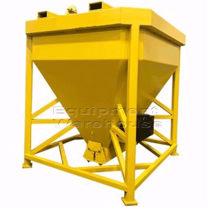 Picture of Standup Concrete Kibble 2.1m3 with wireless hydraulic power pack