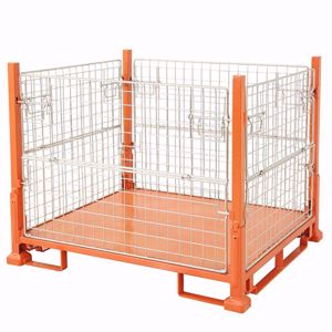 Picture of Mesh Cage Painted 1000kg