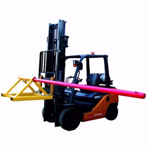 Picture of Forklift Tarp Spreader for Class 2 Fork Truck